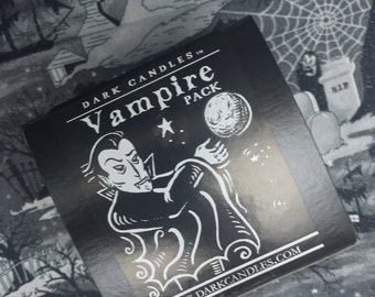Vampire Four Candle Collection Pack