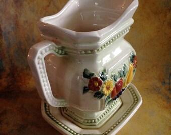 Vintage creamer pitcher from Japan