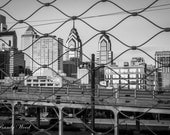 Fenced In - Philadelphia Photography -  Urban Art -  Fine Art Print