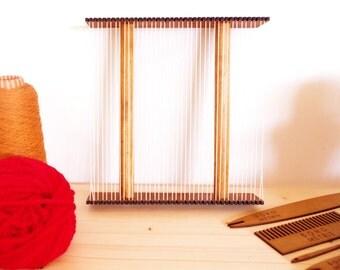 Komplette Weberei Wolle Kit für Anfänger