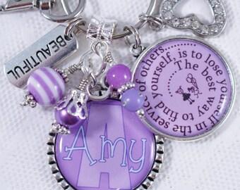 Social Worker Key Chain, Social Work, Social Worker Necklace, Social Worker Gift, Gift for Social Worker, Social Work Key Chain, Social Work