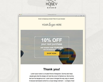 latest blog rss mailchimp template modern design html. Black Bedroom Furniture Sets. Home Design Ideas