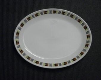 Royal Doulton England Hotelware Steelite Mid Century Platter 1950s