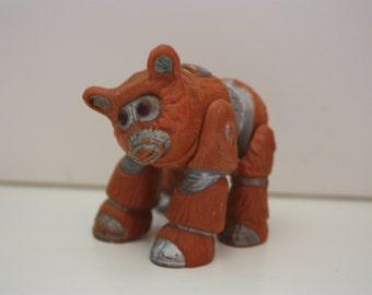 Battleship Galantica Toy - Robit Daggit  - Space Toy - Muffit, Muffy dog, Muffit toy