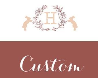 Custom Season Changing Wreath