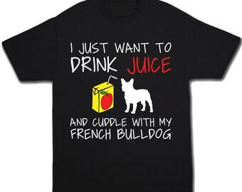 Kids French Bulldog Shirt - French Bulldog Clothing - Frenchie Shirt - Bulldog Shirt Baby - French Bulldog Top - Frenchie Lover Gift