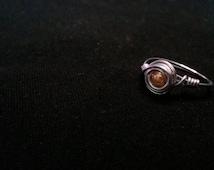 Handmade cute Wire Ring Wrap