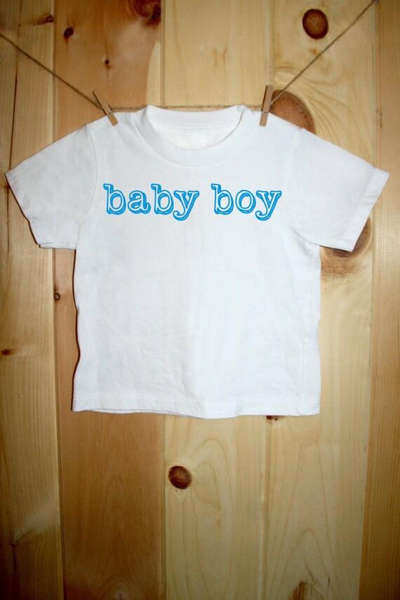 Baby Boy Tee