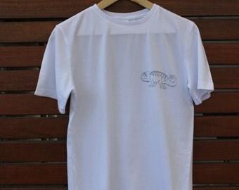 Painted Chameleon T-shirt