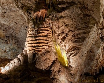 Rock of Ages - Carlsbad Caverns
