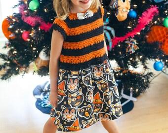 Trick or Sweet Dress Pattern