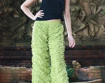 SALE 25 USD--P019--Sea Waves Pants