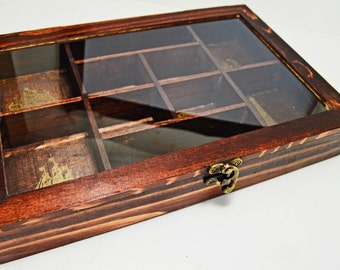 Large European Style Trinket Box