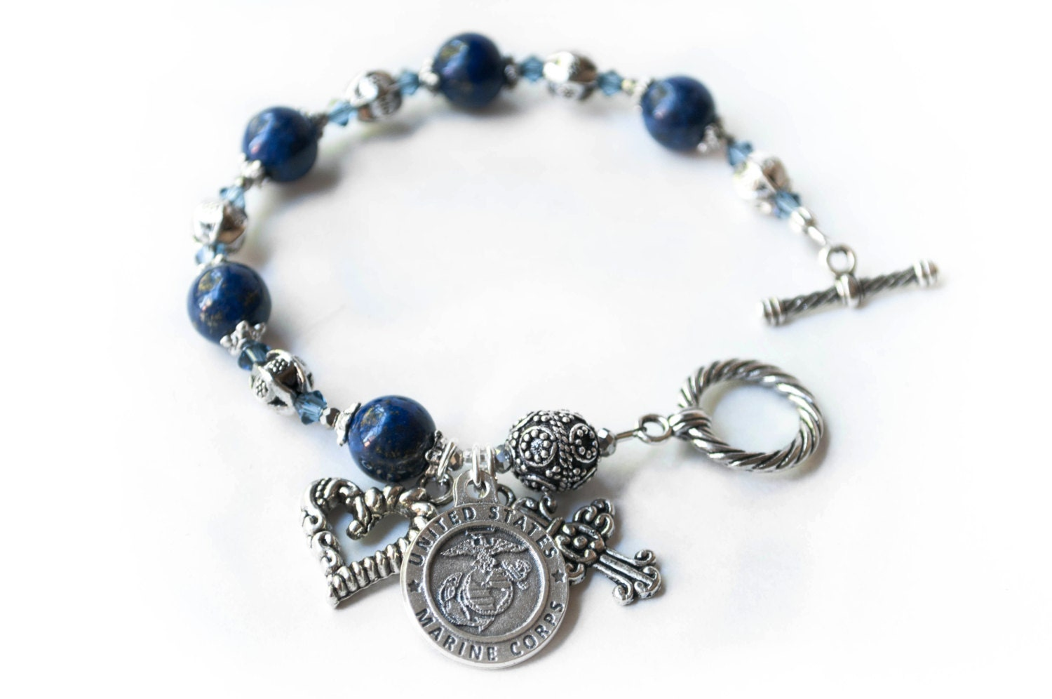 how to use a rosary bracelet