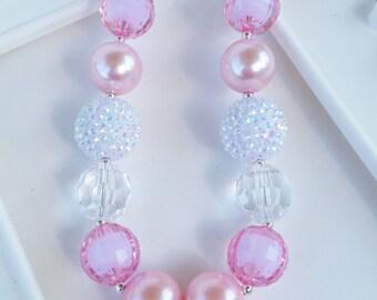 Princess tiara necklace
