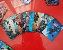 League of Legends playing cards poker - Handmade - (#1)