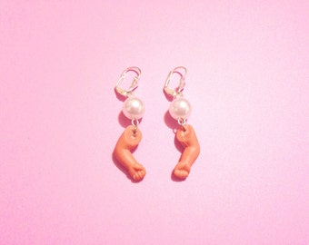 Doll Arms earrings
