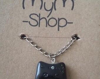 control xbox necklace gamer geek videogame black keychain xbox360 mymshop28