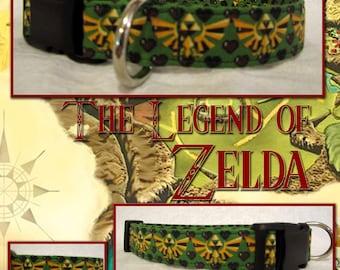 Zelda Pet Collar