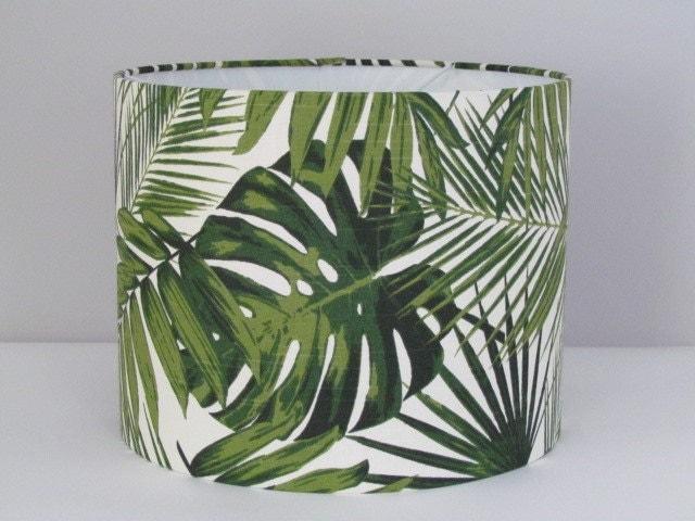 Handmade Retro Botanical Palm Leaves Tropical 25cm 30cm 40cm