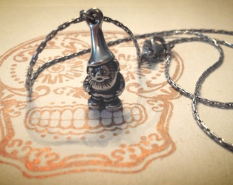 The Garden Gnome Necklace