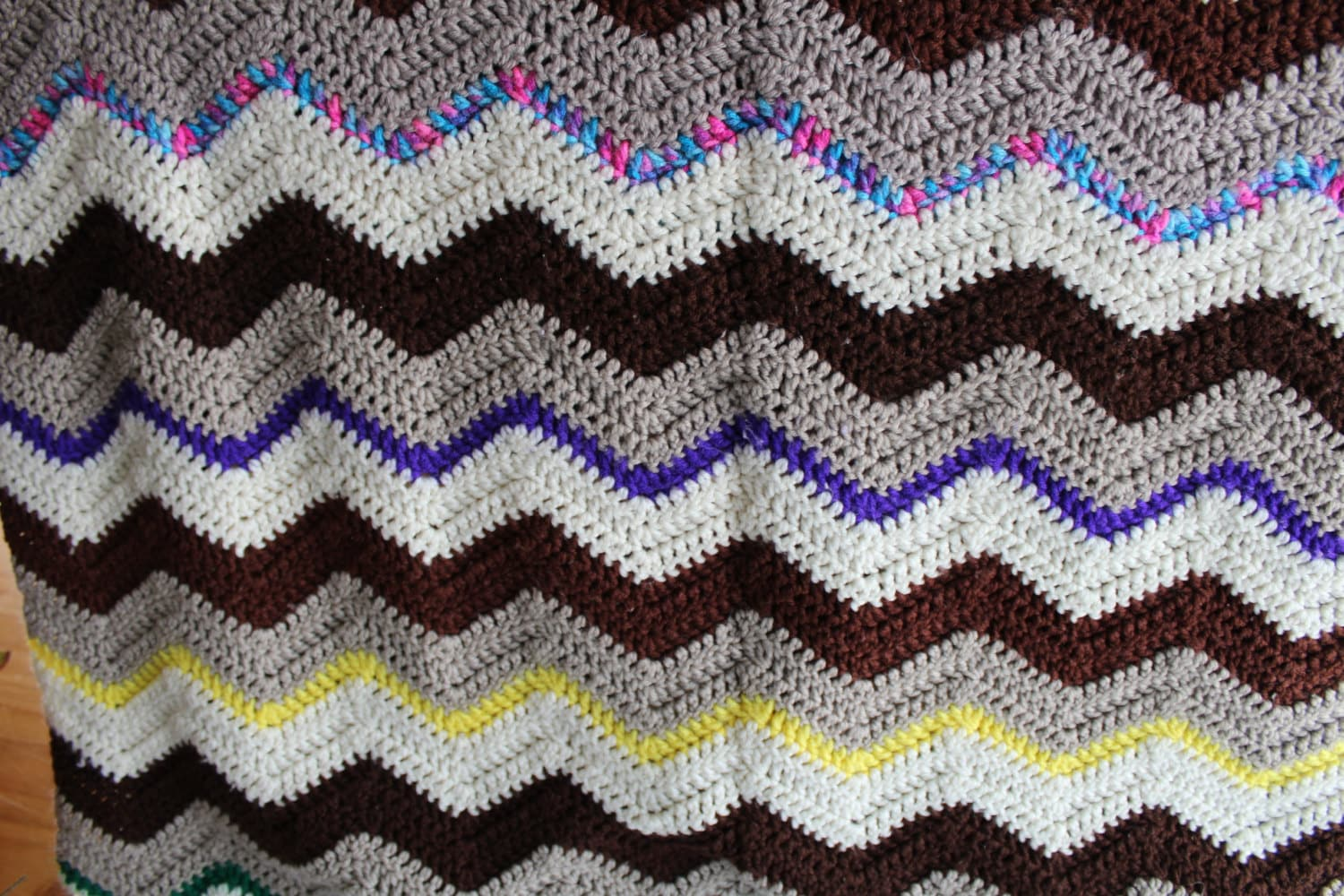 Crochet Afghan Patterns Chevron : Chandeliers & Pendant Lights