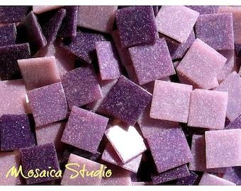 Vitreous Tiles - 20x20mm Blush Pink x 150pc