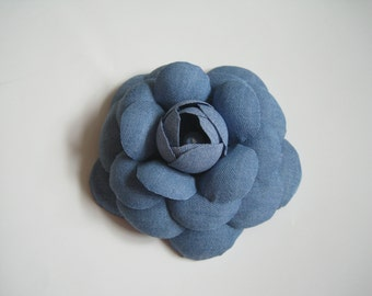 "Brooche  flower ""Camellia"""