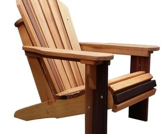 Premium Western Red Cedar Adirondack Chair