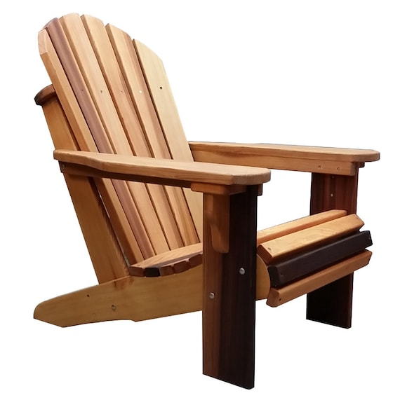 Premium Western Red Cedar Adirondack Chair