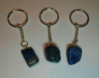 Lapis Lazuli Keychain