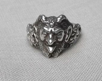 Silver Ring PAN