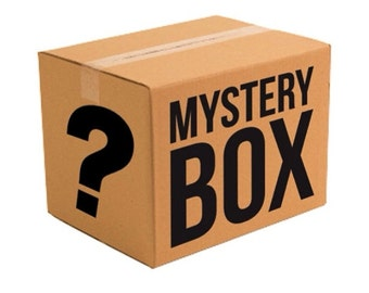 Mystery Box Of Wax Tarts & More