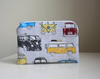VW Camper Van Purse