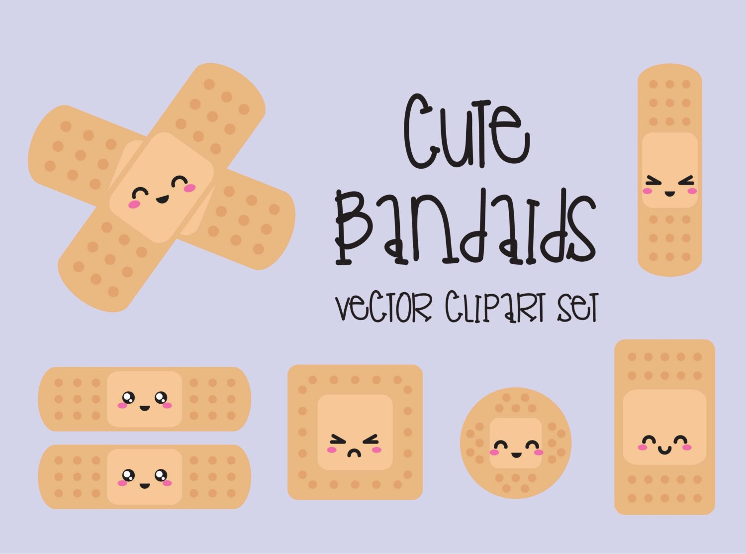 bandaid clipart cute - photo #16