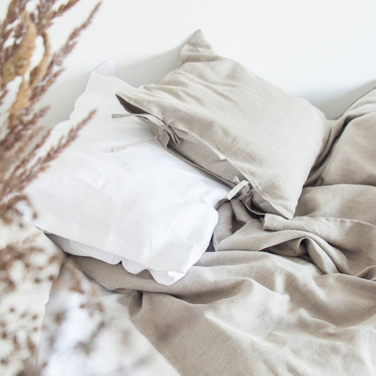 linen products for home by solinen on Etsy
