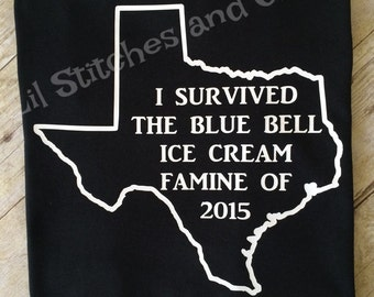 I Survived the Blue Bell Ice Cream Famine of 2015