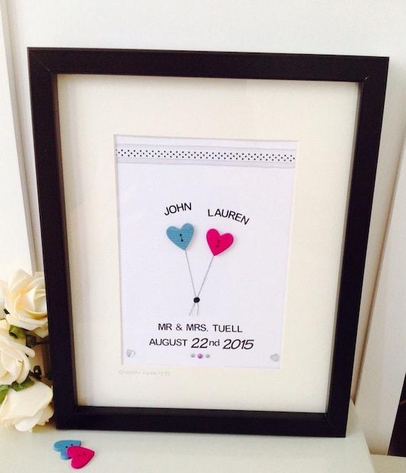 Personalised Wedding Photo Frames Uk : Personalised Wedding FramesPersonalised Wedding Gifts ...