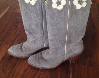 Cowboy Boots Sz. 7 1/2