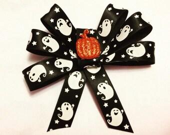 Halloween Ghost Bow