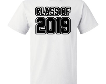 Class of 2019 T-Shirt by Inktastic