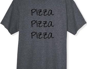 Pizza T Shirt Pizza Tee Womens Womens Graphic T Shirt Pizza Pizza Pizza Foodie Shirt Gift for Her