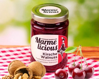 Cherry Walnut spread
