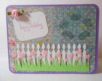 Birthday Greeing Card