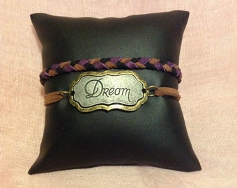 Dream and suede cord