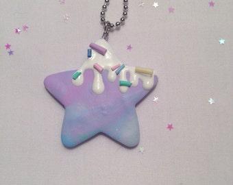 Cute Pastel Sugar Star