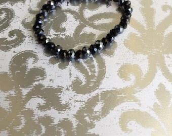 Black & Dark Gray Bracelet