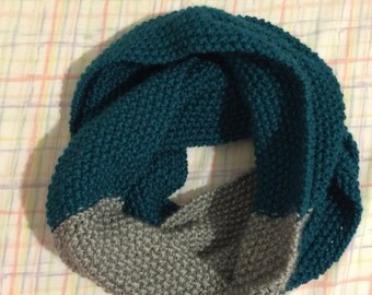 Items Similar To Spring Rosette Stretch Headband In Teal