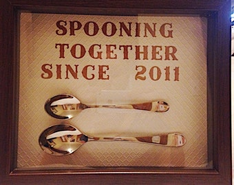 Spooning Together