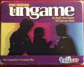 The Ungame: The Game of Self-Expression, Kids' Edition